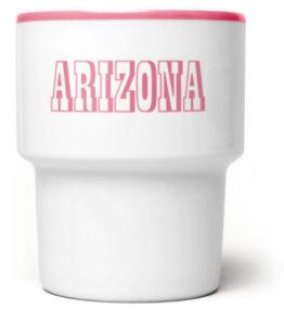 Kubek bez ucha Arizona