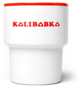 Kubek bez ucha Kalibabka