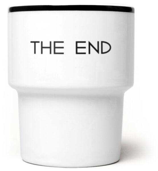 Kubek bez ucha The End