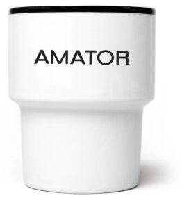 Kubek bez ucha Amator