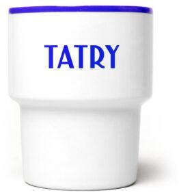 Kubek bez ucha Tatry