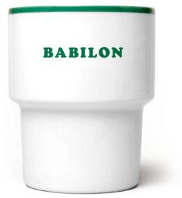 Kubek bez ucha Babilon