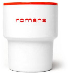 Kubek bez ucha Romans