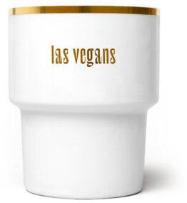 Kubek bez ucha Las Vegans