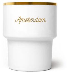 Kubek bez ucha Amsterdam