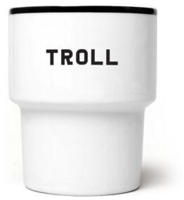 Kubek bez ucha Troll