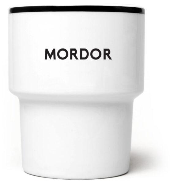 Kubek bez ucha Mordor