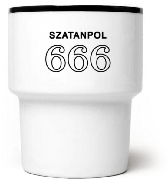 Kubek bez ucha Szatanpol 666