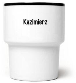 Kubek bez ucha Kazimierz
