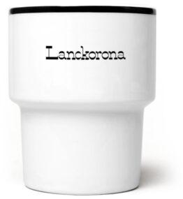 Kubek bez ucha Lanckorona