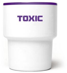 Kubek bez ucha Toxic