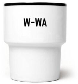 Kubek bez ucha W-WA