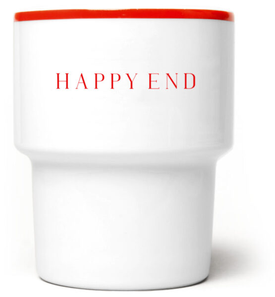 Kubek bez ucha Happy End