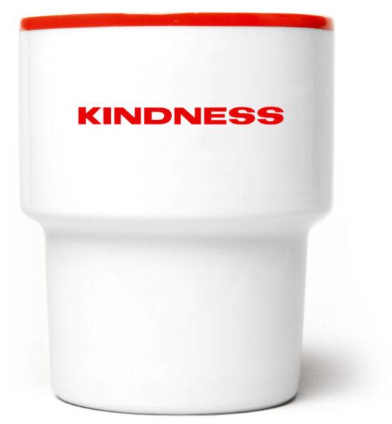 Kubek bez ucha Kindness