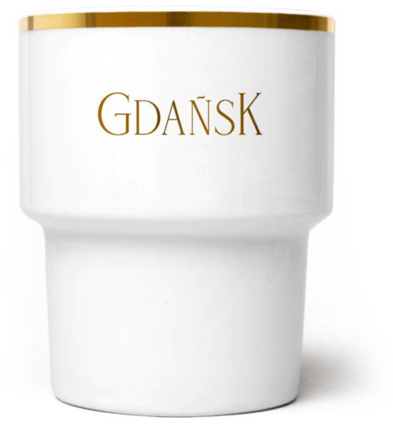 Kubek bez ucha Gdańsk