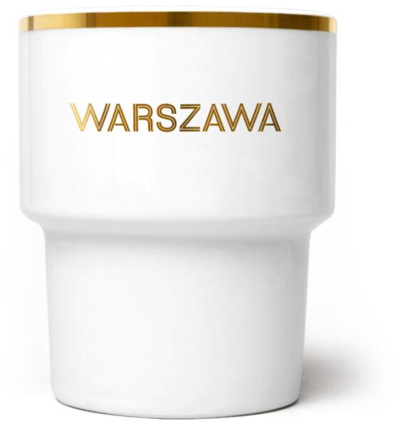 Kubek bez ucha Warszawa